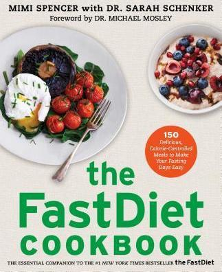 The FastDiet Cookbook (Paperback)