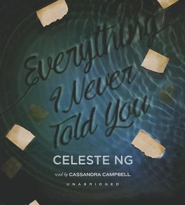 Everything I Never Told You (CD-Audio)