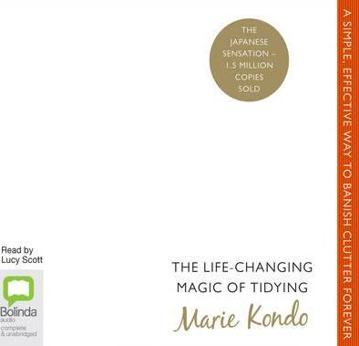 The Life-Changing Magic Of Tidying (CD-Audio)