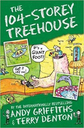 The 104-Storey Treehouse (Mīkstie vāki)