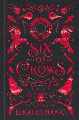 Six of Crows: Collector's Edition (Cietie vāki)