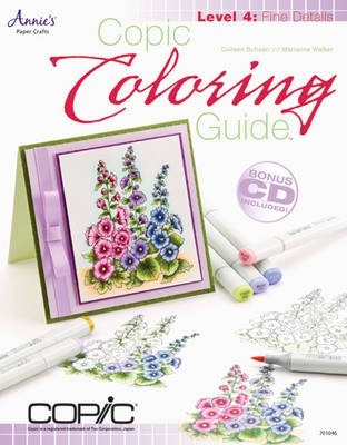 Copic Coloring Guide Level 4: Fine Details: Level 4