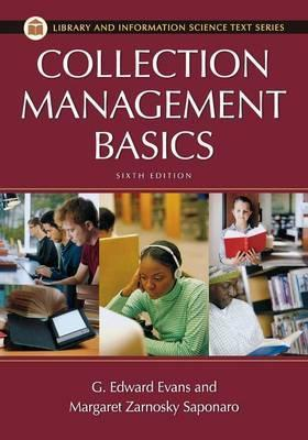 Collection Management Basics, 6th Edition (Paperback)