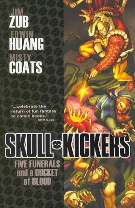 Skullkickers: Volume 2