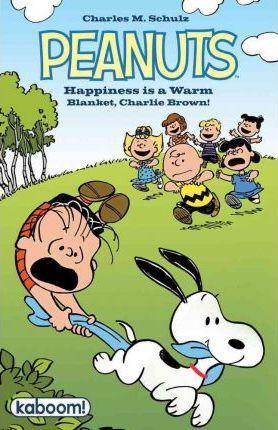 Peanuts Happiness Is a Warm Blanket, Charlie Brown