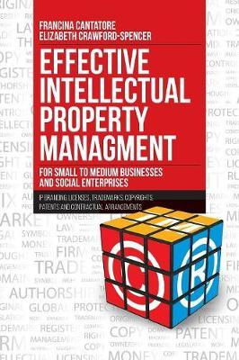 Effective Intellectual Property Management for Small to Medium Businesses and Social Enterprises (Paperback)