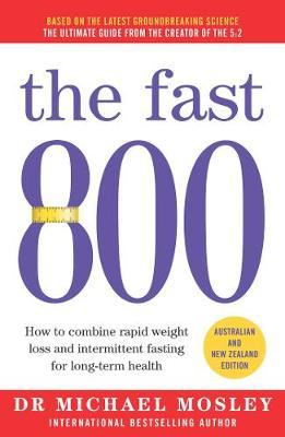 The Fast 800 (Paperback)
