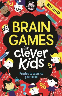 Brain Games For Clever Kids (Pehmekaaneline)