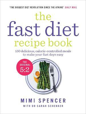 The Fast Diet Recipe Book (Paperback)