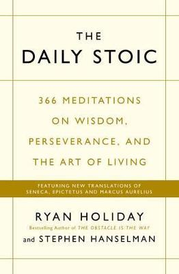 The Daily Stoic (Βιβλία τσέπης)