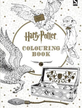 Harry Potter Colouring Book (Βιβλία τσέπης)