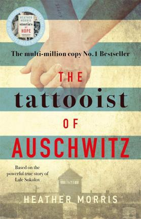The Tattooist of Auschwitz (Ciltsiz kitap )