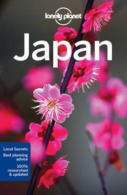 Lonely Planet Japan (Paperback)