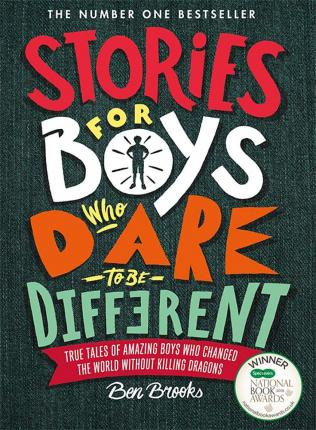 Stories for Boys Who Dare to be Different (Hardback)