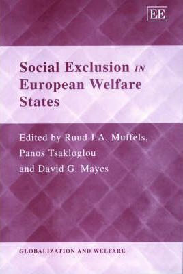 social and spatial exclusion in canada Social challenges: social exclusion social exclusion means a lack of belonging, acceptance and recognition people who are socially excluded are more economically and socially vulnerable, and hence they tend to have diminished life experiences.