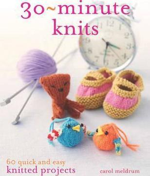 30 Minute Knits