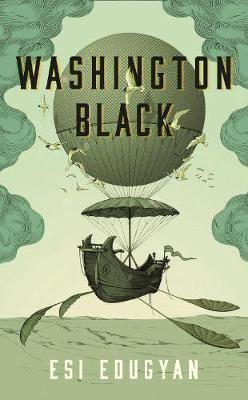 Washington Black (Kõvakaaneline)