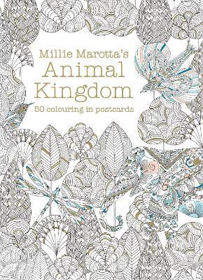 Millie Marotta's Animal Kingdom Postcard Box (Postcard book or pack)