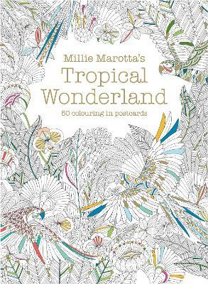 Millie Marotta's Tropical Wonderland Postcard Box (Postcard book or pack)