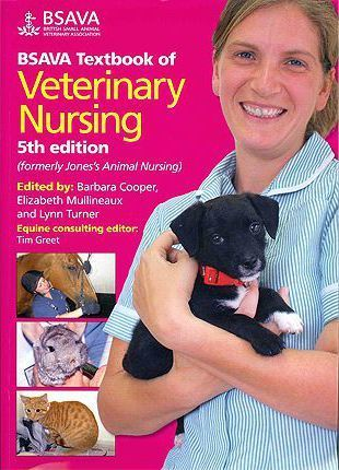 BSAVA Textbook of Veterinary Nursing (Paperback)