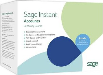 Sage Instant Accounts 2013: Self Study Course 2013: v. 19