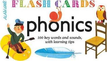 Flash Cards: Phonics by Alain Gree