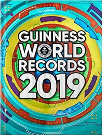 Guinness World Records 2019 (Cietie vāki)