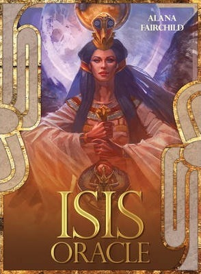Isis Oracle (Mixed media product)