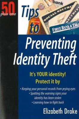 Tips to Preventing Identity Theft