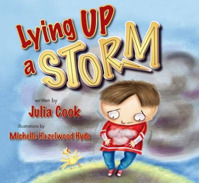 Lying Up a Storm (Paperback)