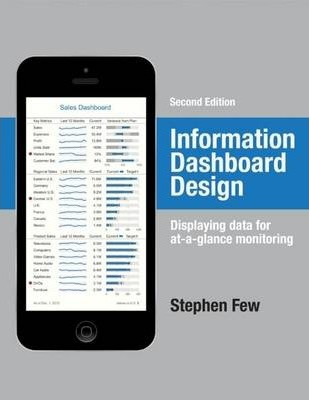 Information Dashboard Design (Hardback)