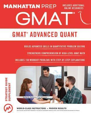 GMAT Advanced Quant (Paperback)