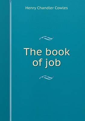 "the book of job Job is the first of the five books commonly referred to as ""the books of poetry"" these include job, psalms, proverbs, ecclesiastes, and the song of solomon."