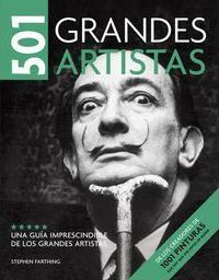 501 grandes artistas / 501 Great Artists