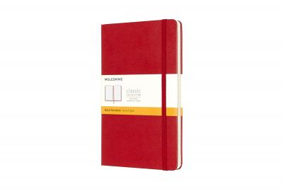 Moleskine Large Ruled Notebook Red (Notebook / blank book)