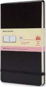 Moleskine Large Watercolour Album And Notebook (Notebook / blank book)