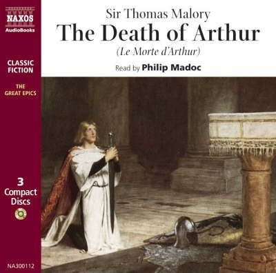 the supernatural in thomas malorys morte darthur english literature essay Sir thomas malory (c 1415 - 14 march 1471) was an english writer, the author or compiler of le morte d'arthur (originally titled the whole book of king arthur and his noble knights of the round table.