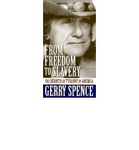 an analysis of gerry spences essay easy in the harness the tyranny of freedom