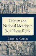 Culture and National Identity in Republican Rome