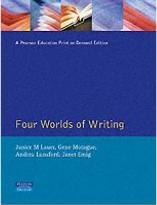 The Four Worlds of Writing