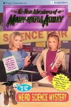 New Adventures of Mary-Kate & Ashley #29: The Case of the Weird Science Mystery