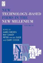 New Technology-Based Firms in the New Millennium: vol. 6