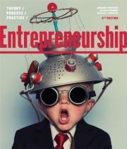 Entrepreneurship: Theory/Process/Practice with Student Resource Access for 12 Months