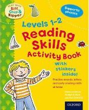 Oxford Reading Tree Read with Biff, Chip, and Kipper: Levels 1-2: Reading Skills Activity Book