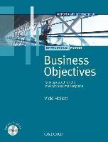 Business Objectives: Student Book Pack