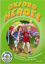 Oxford Heroes 1: Student's Book and MultiROM Pack