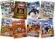 Project X Code: Castle Kingdom and Forbidden Valley Pack of 8