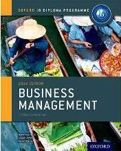 IB Business Management Course Book: Oxford IB Diploma Programme 2014