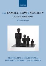 The Family, Law and Society: Cases and Materials
