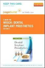 Dental Implant Prosthetics - Elsevier eBook on Vitalsource (Retail Access Card)